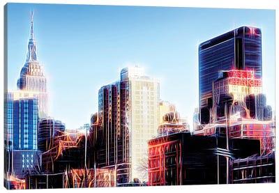 Dream City Canvas Art Print