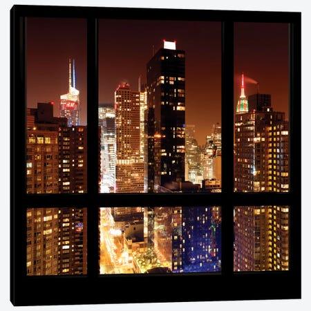 Manhattan Canvas Print #PHD40} by Philippe Hugonnard Canvas Artwork