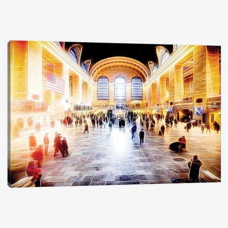 Grand Central Terminal Canvas Print #PHD413} by Philippe Hugonnard Canvas Print