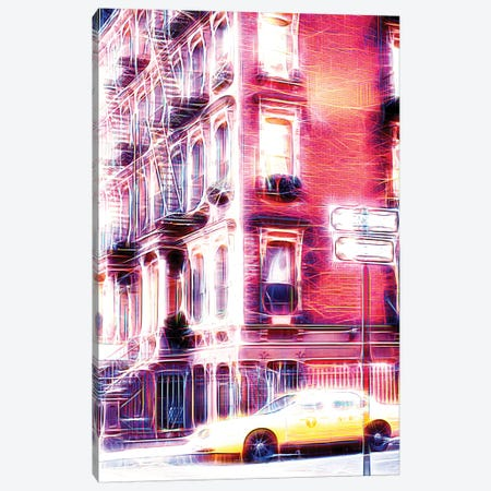 Harlem Electric Canvas Print #PHD415} by Philippe Hugonnard Canvas Wall Art