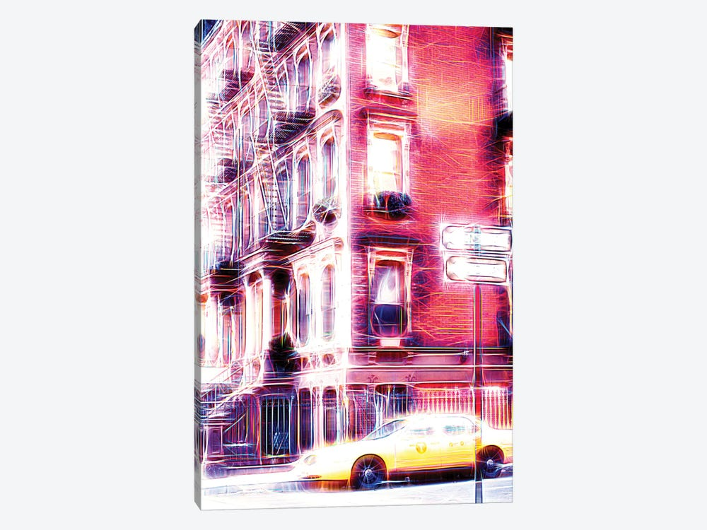 Harlem Electric by Philippe Hugonnard 1-piece Canvas Print