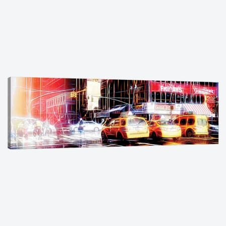 Light Reflection Canvas Print #PHD416} by Philippe Hugonnard Canvas Art