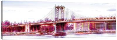 NYC Bridge Canvas Art Print
