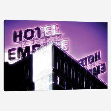 Pink Empire Canvas Print #PHD431} by Philippe Hugonnard Art Print