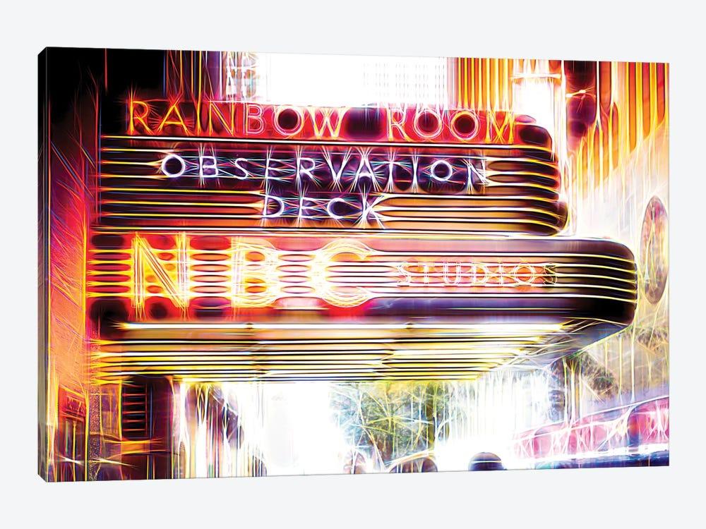 Rainbow by Philippe Hugonnard 1-piece Canvas Art
