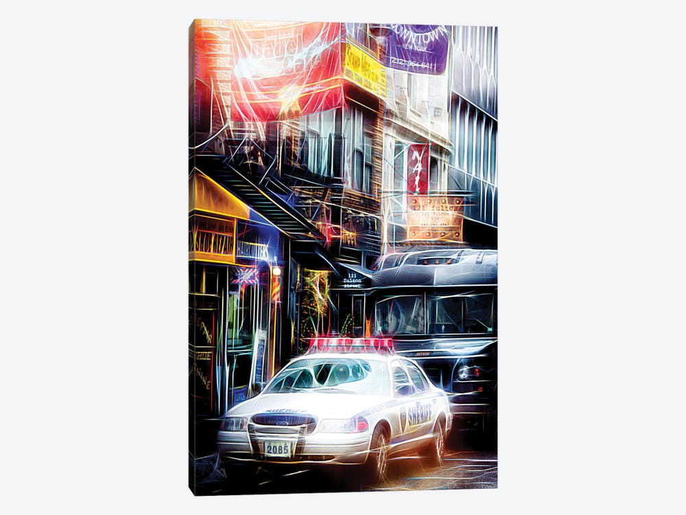 Sheriff by Philippe Hugonnard 1-piece Canvas Art