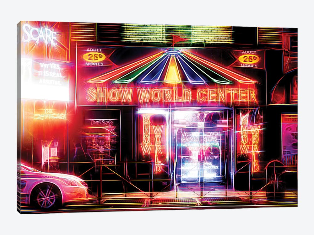 Show by Philippe Hugonnard 1-piece Canvas Print