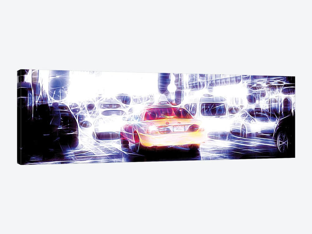 Taxi Cab II by Philippe Hugonnard 1-piece Art Print