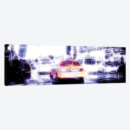 Taxi Cab II Canvas Print #PHD459} by Philippe Hugonnard Canvas Art Print
