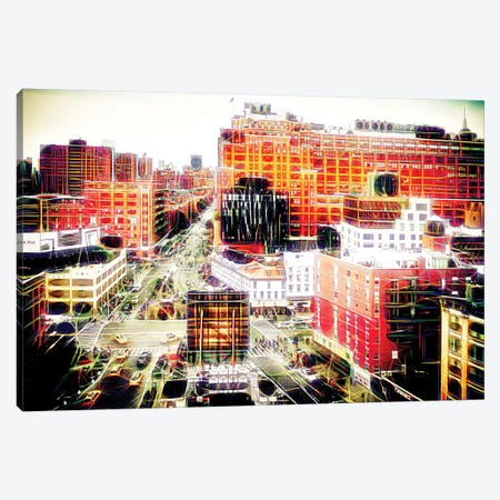 West Village Canvas Print #PHD472} by Philippe Hugonnard Canvas Art Print