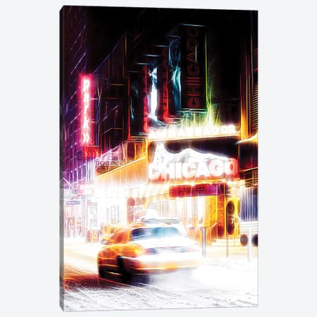 White Road Canvas Print #PHD473} by Philippe Hugonnard Art Print
