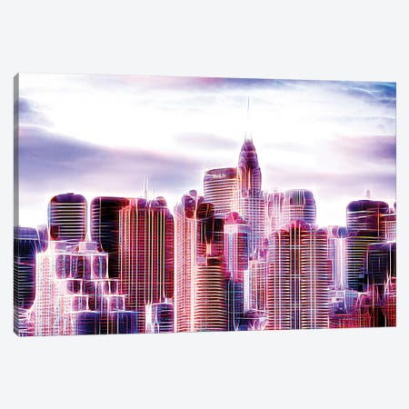 White Sky Canvas Print #PHD474} by Philippe Hugonnard Canvas Artwork