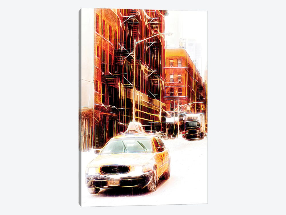 Winter Day by Philippe Hugonnard 1-piece Canvas Art Print