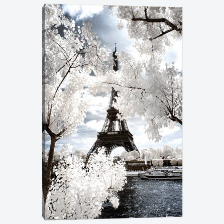 Another Look - Paris Je t'aime Canvas Print #PHD489} by Philippe Hugonnard Canvas Artwork
