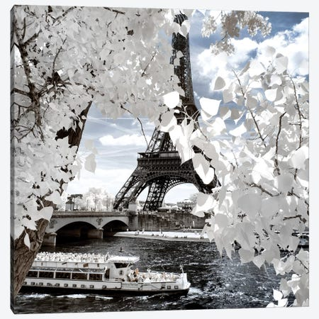 Another Look - Paris   Canvas Print #PHD490} by Philippe Hugonnard Canvas Print