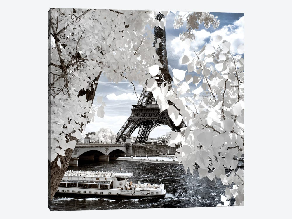 Another Look - Paris   by Philippe Hugonnard 1-piece Canvas Artwork
