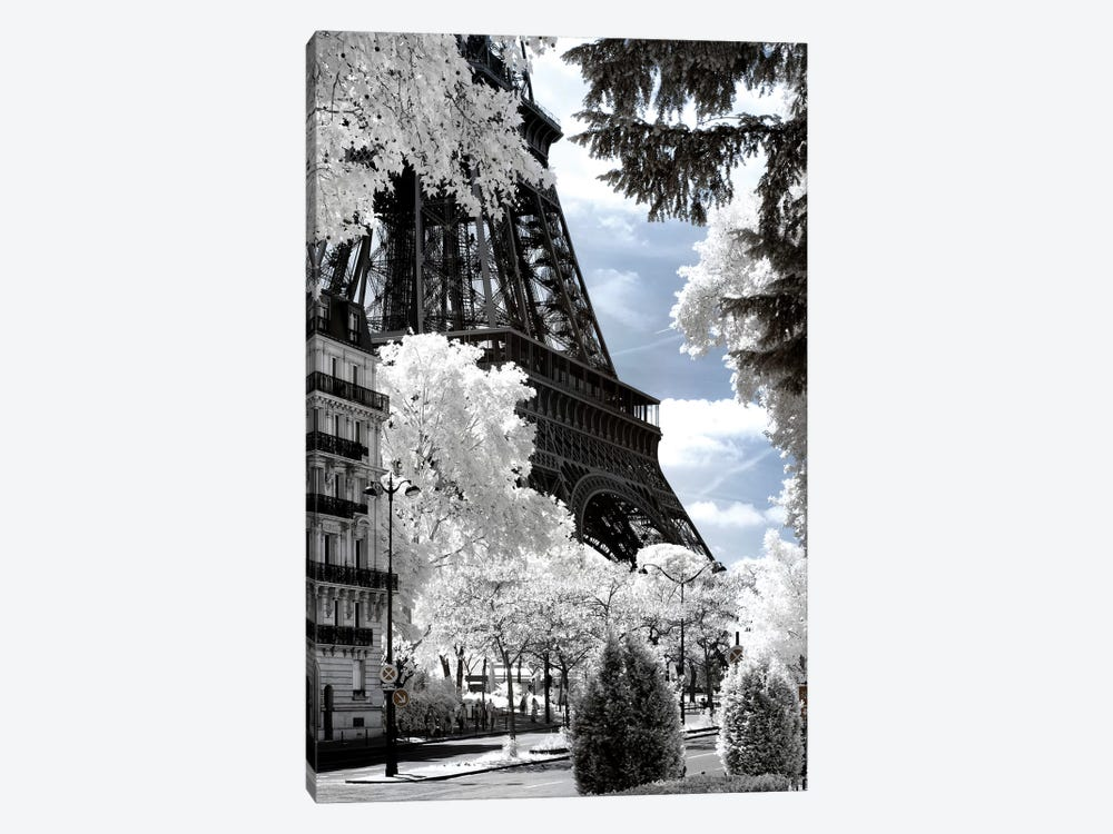 Another Look - Eiffel Tower by Philippe Hugonnard 1-piece Canvas Art Print