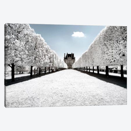 Another Look - Le Louvre Canvas Print #PHD494} by Philippe Hugonnard Canvas Wall Art