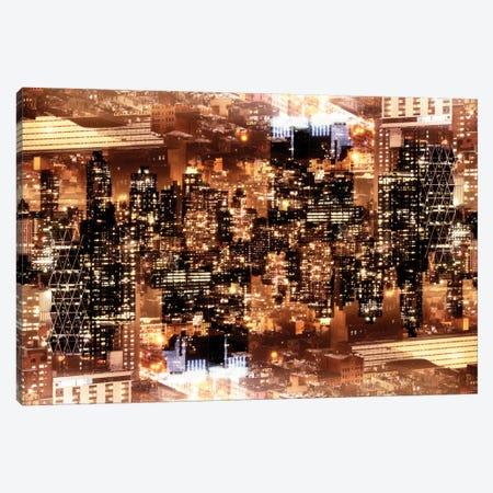 Midtown Manhattan Canvas Print #PHD51} by Philippe Hugonnard Canvas Art Print