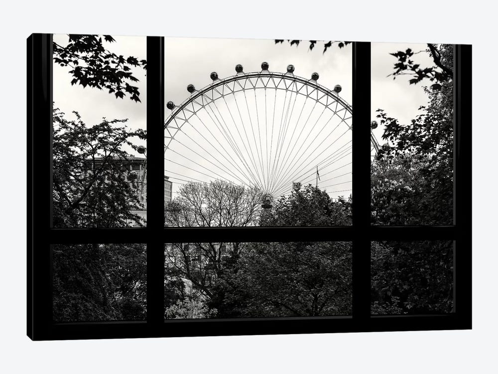 London Eye by Philippe Hugonnard 1-piece Canvas Art