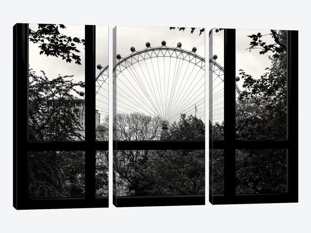 London Eye by Philippe Hugonnard 3-piece Canvas Artwork