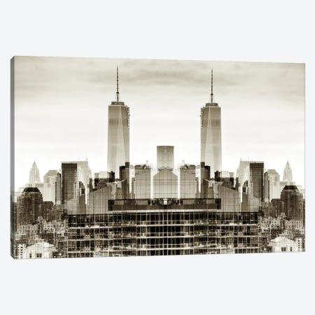 One World Trade Center Canvas Print #PHD52} by Philippe Hugonnard Canvas Print