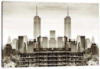 One World Trade Center Canvas Art Print