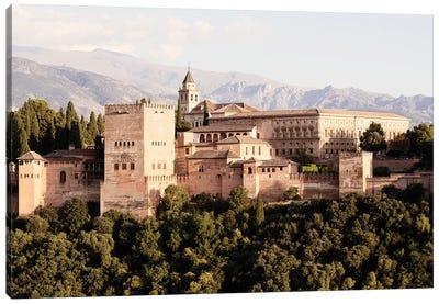The Majesty of Alhambra I Canvas Art Print