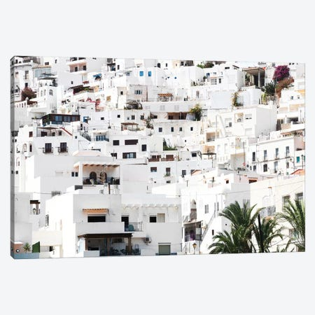 White Village of Mojacar I Canvas Print #PHD542} by Philippe Hugonnard Canvas Print
