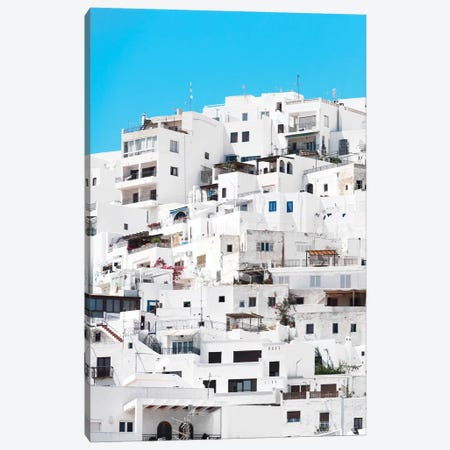 White Village of Mojacar II Canvas Print #PHD543} by Philippe Hugonnard Art Print