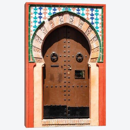 Arabic Door Canvas Print #PHD556} by Philippe Hugonnard Canvas Print