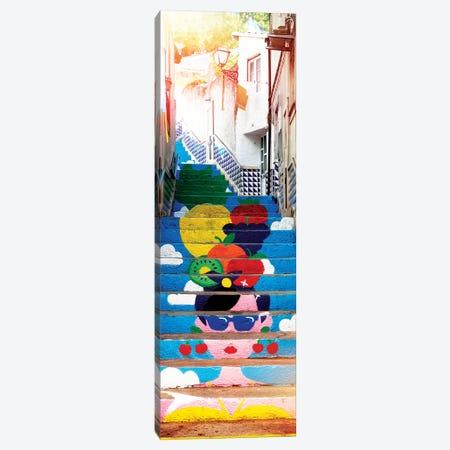 Tropical Staircase Canvas Print #PHD638} by Philippe Hugonnard Canvas Print