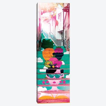 Tropical Staircase II Canvas Print #PHD639} by Philippe Hugonnard Canvas Art Print