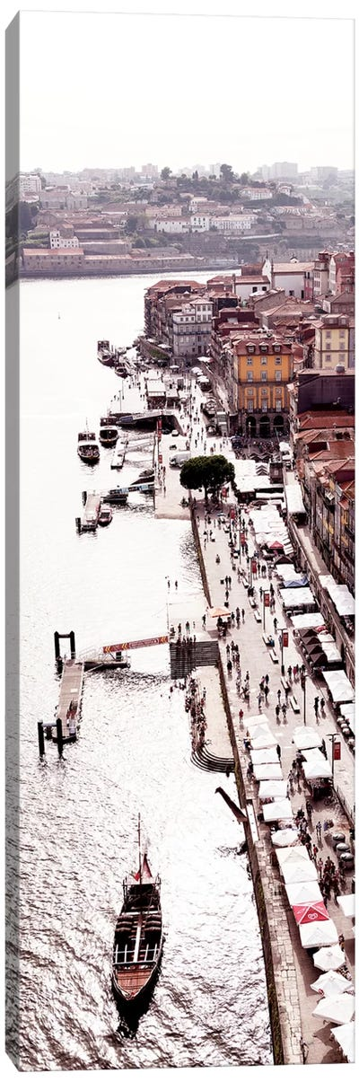 View of Porto Canvas Art Print