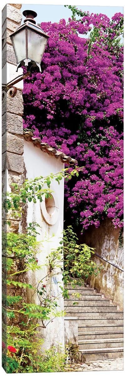 Purple Tree Canvas Art Print