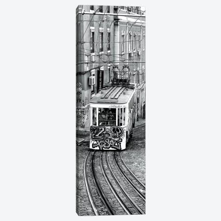 Elevador da Gloria Lisbon II Canvas Print #PHD648} by Philippe Hugonnard Canvas Art