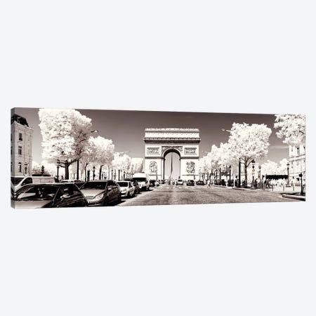 Champs Elysées Canvas Print #PHD666} by Philippe Hugonnard Canvas Print