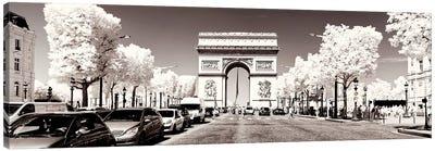 Champs Elysées Canvas Art Print