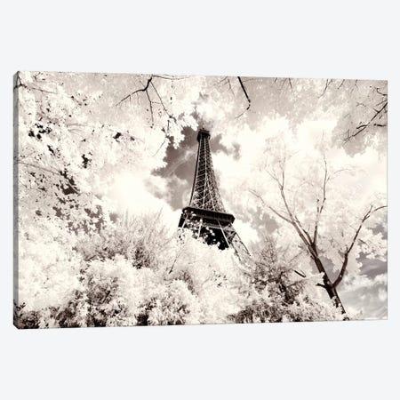 Eiffel Tower Canvas Print #PHD670} by Philippe Hugonnard Art Print