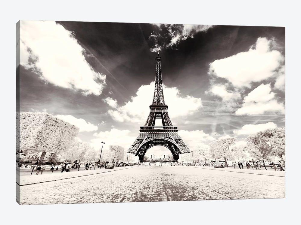 His Majesty Eiffel by Philippe Hugonnard 1-piece Canvas Artwork