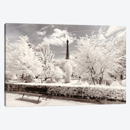 Icy Winter Canvas Print #PHD674} by Philippe Hugonnard Canvas Art