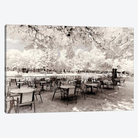 Outdoor Terrace Canvas Print #PHD680} by Philippe Hugonnard Canvas Art