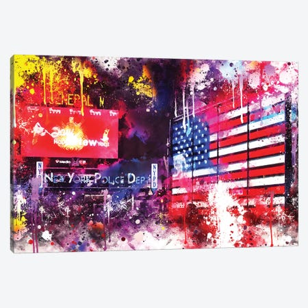 American Colors Canvas Print #PHD699} by Philippe Hugonnard Canvas Print