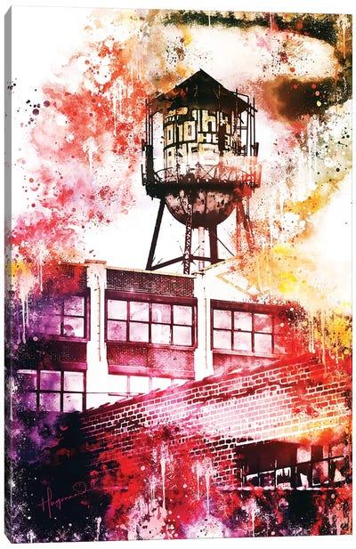 Brooklyn Industry Canvas Art Print