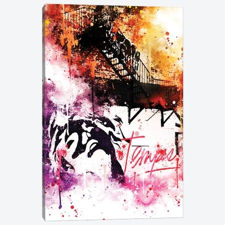 Colors Mind Canvas Print #PHD714} by Philippe Hugonnard Canvas Art Print