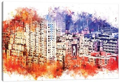 Garment District Canvas Art Print