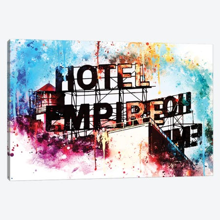 Hote Empire Canvas Print #PHD731} by Philippe Hugonnard Canvas Artwork