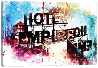 Hote Empire Canvas Art Print