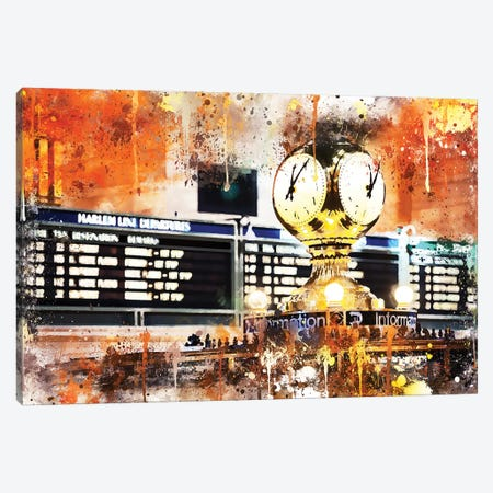 It's Time To Go Canvas Print #PHD732} by Philippe Hugonnard Canvas Wall Art