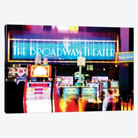Broadway Theater Canvas Print #PHD74} by Philippe Hugonnard Canvas Wall Art